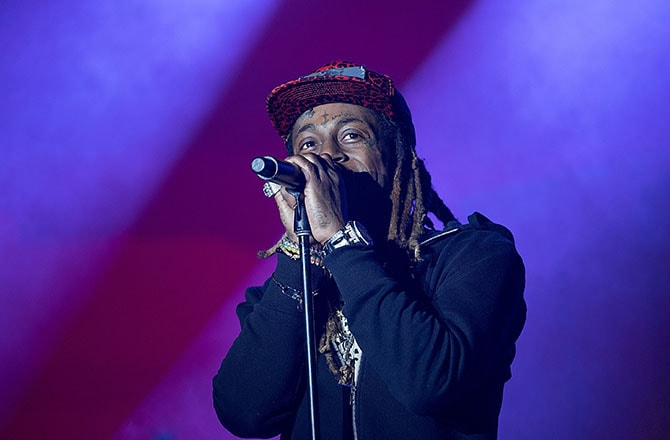 This is a photo of Lil Wayne.
