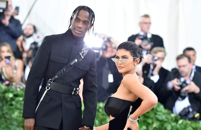 af33caf921 Did Kylie Jenner Just Confirm Her Marriage to Travis Scott