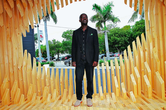 Most Influential Designer David Adjaye