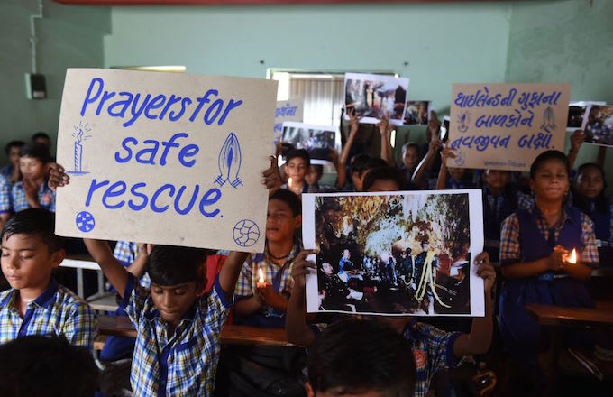 Thai Rescue Operation Complete