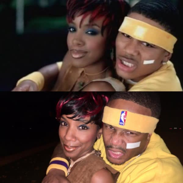 nelly and kelly rowland halloween costume