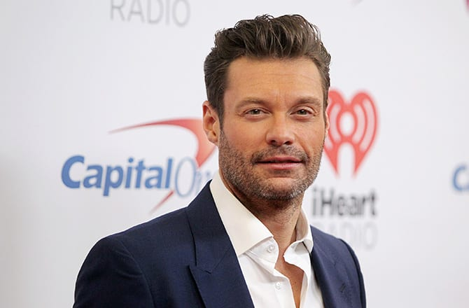 This is a photo of Ryan Seacrest.