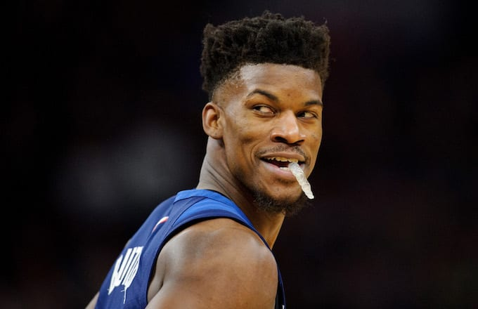 Timberwolves Cancel Practice In Wake Of Jimmy Butler S Outburst