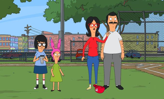 BobS Burgers Netflix