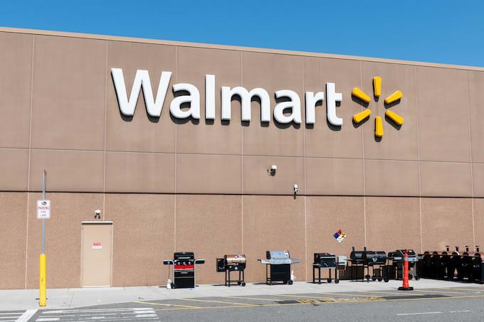 Walmart in NJ