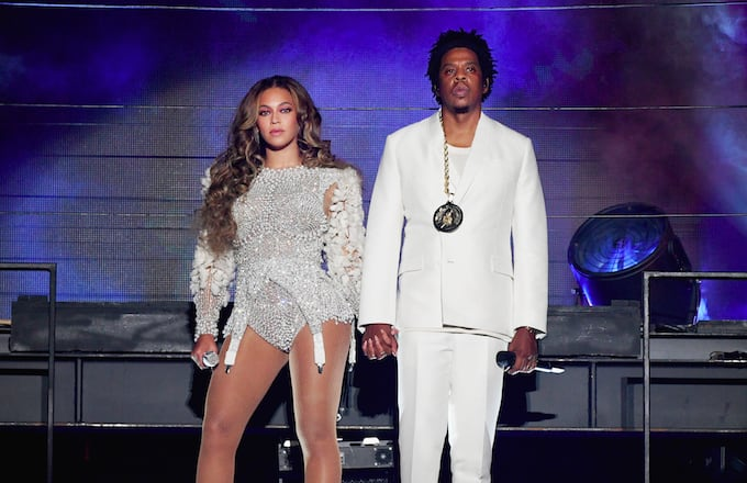 beyoncé and jay z s on the run ii tour earned a quarter of a billion