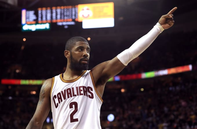 b7a35f0bd5f A History of LeBron James and Kyrie Irving s Complicated ...