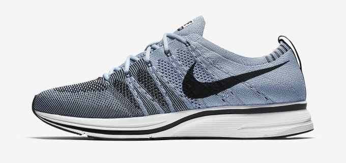 917acd914d Nike Flyknit Trainer Cirrus Blue AH8396-400 Profile