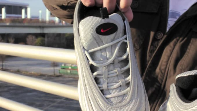 Its Lace System Was An Innovation Nike Air Max 97