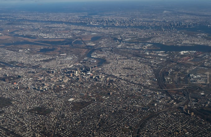 The City of Newark