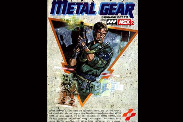 best-old-school-nintendo-games-metal-gear