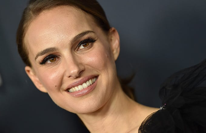 This is a photo of Natalie Portman.