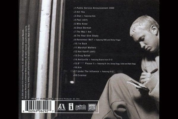 90e9d5b66 The Best Eminem Songs