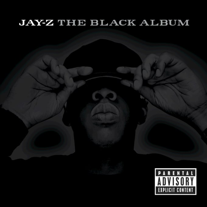 The blueprint 2001 the evolution of jay zs cover art from image via tidal malvernweather Images