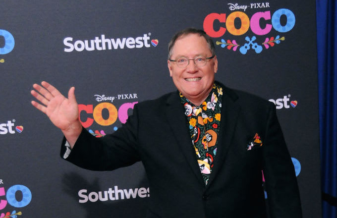 John Lasseter Leaves Pixar