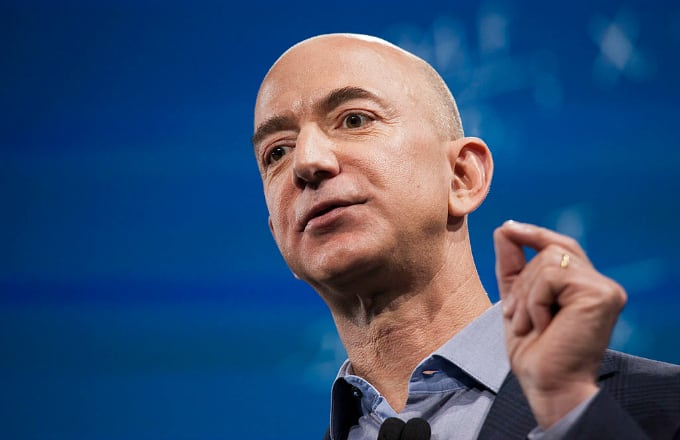 Jeff Bezos Just Passed Up Bill Gates As The Richest Man On Earth