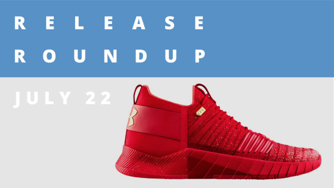Sole Collector Release Date Roundup 07-22-17