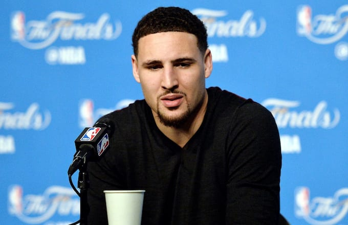 3f7f76318e1 klay-thompson. Image via USA Today Sports Ken Blaze. After Kevin Durant ...