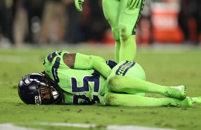 Richard Sherman injury.