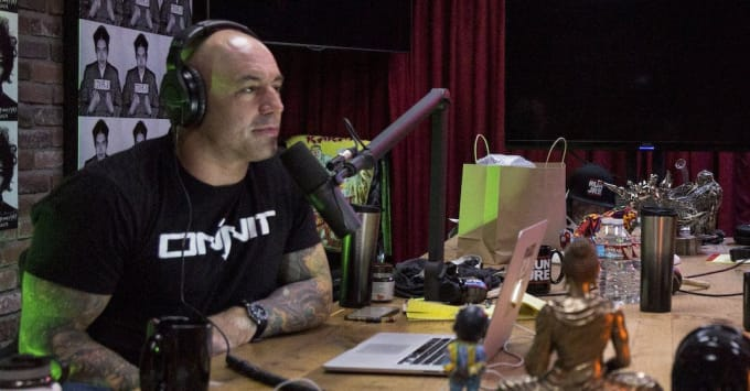 Joe Rogan Explains Why Toronto Is One Of His 'Favourite Cities'