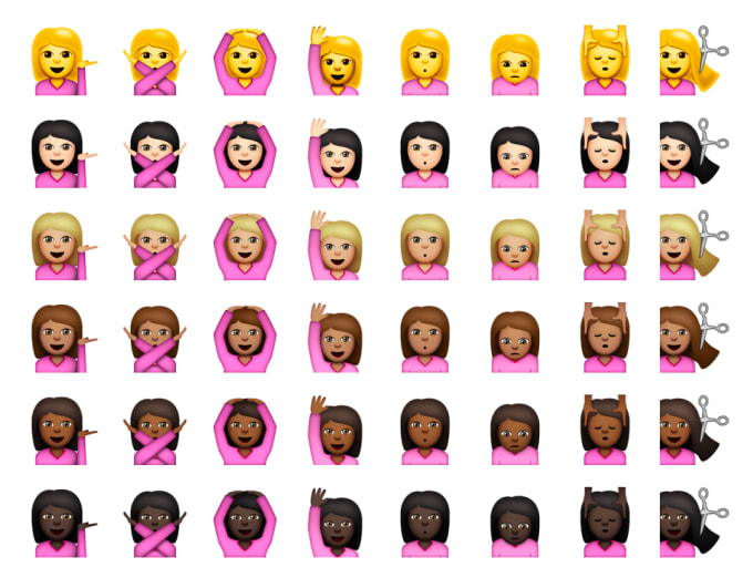 how women are taking over the world with emojis complex