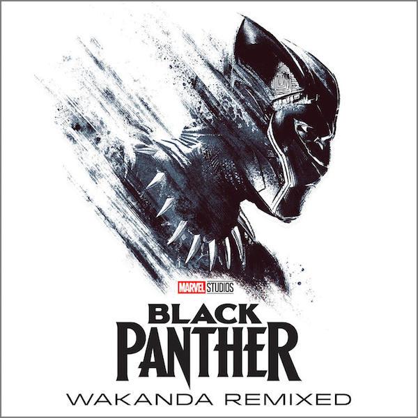 Black Panther: Wakanda Remixed EP