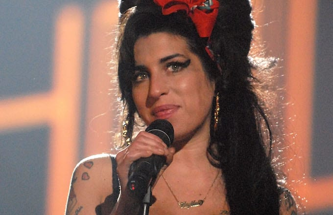 Amy Winehouse biopic