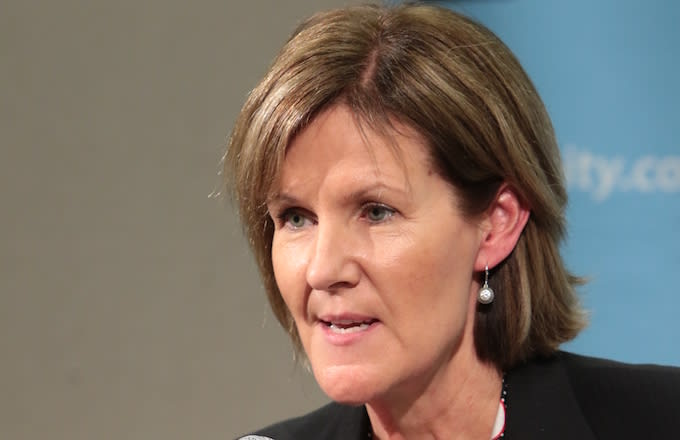 Kelly Krauskopf Pacers Assistant GM