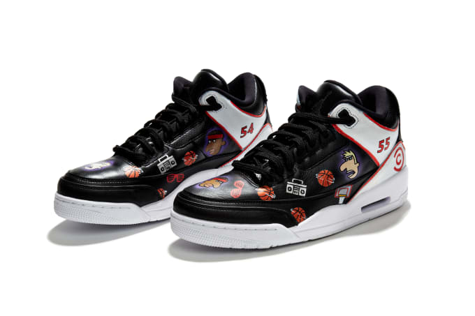 Comedy Central Jordans Giveaway