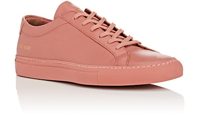 934e99d9f65 Common Projects Blush Achilles Low