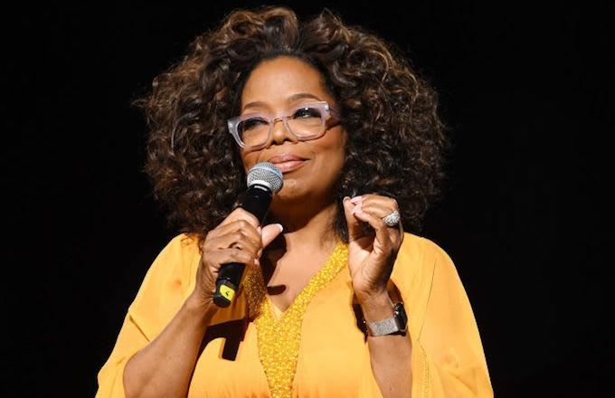 Oprah unseasoned chicked