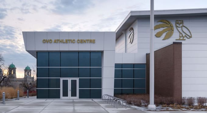 2fdfc770c4a The Toronto Raptors Practice Facility Has Been Renamed the
