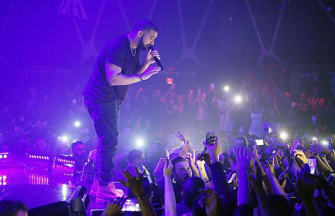 Drake VA Black