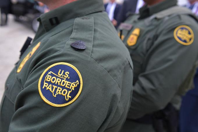 Border Patrol Spanish speaking