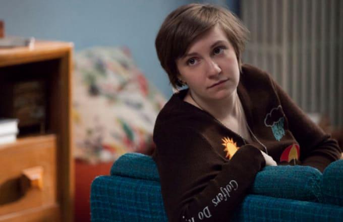Lena Dunham on HBO's 'Girls'