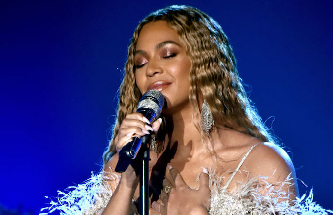 Beyoncé Nelson Mandela letter