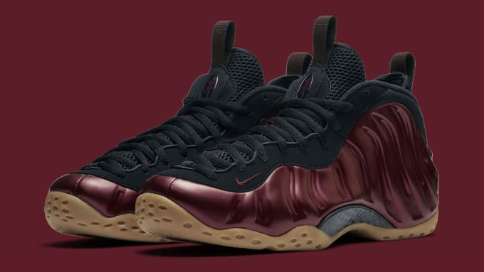 best service f5928 d5a59 Nike Air Foamposite One Maroon Main 314996-601