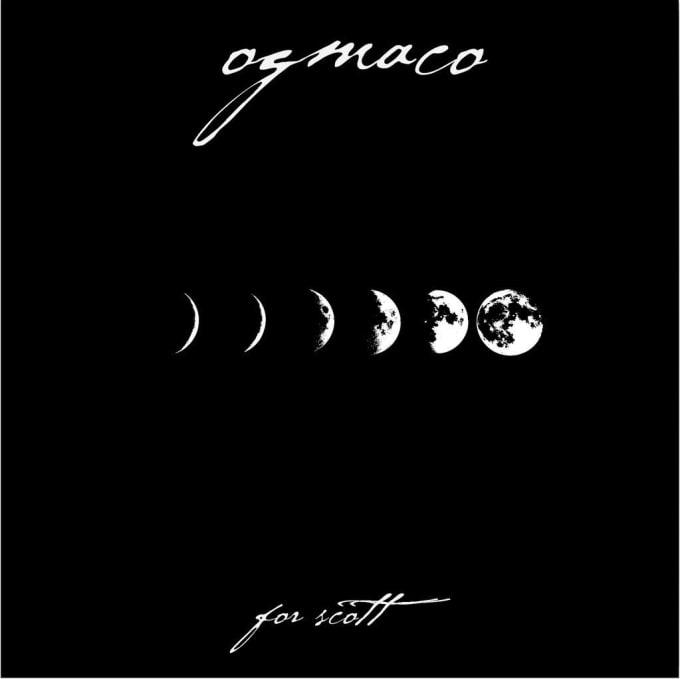 OG Maco's 'For Scott' Cover.