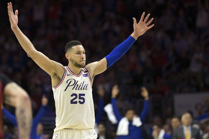 d97cb54db0e Will Smith Dubs Ben Simmons The  New Fresh Prince
