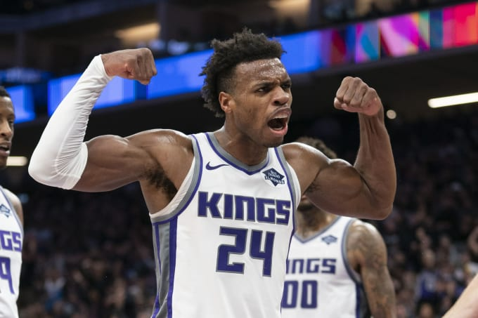 Buddy Hield Kings Pacers 2018