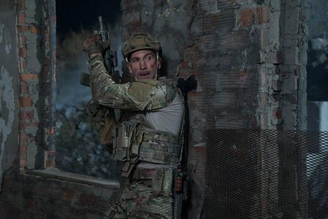 Jon Bernthal in 'Marvel's The Punisher'
