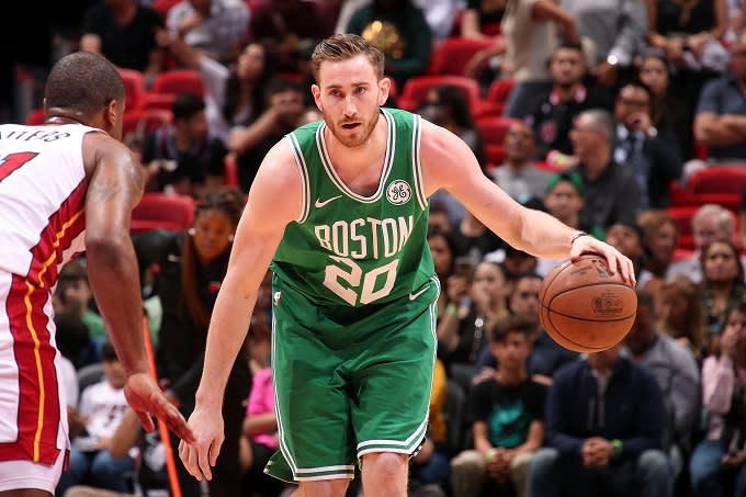 a343e2e23 Gordon Hayward Had A Perfect Game Against the Pacers
