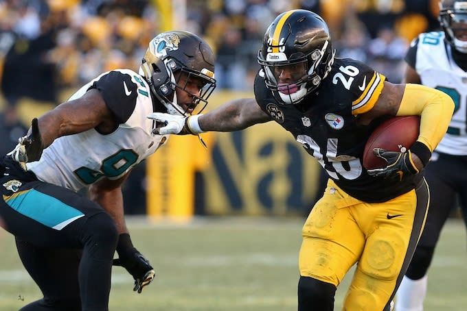 Image result for leveon bell 2018
