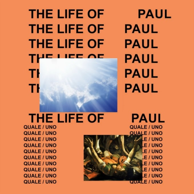 'The Life of Paul' cover.
