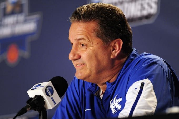 7 Reasons John Calipari Is The Most Hated Coach In College