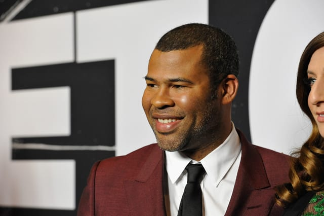 Jordan Peele at Screening Of Universal Pictures' 'Get Out'