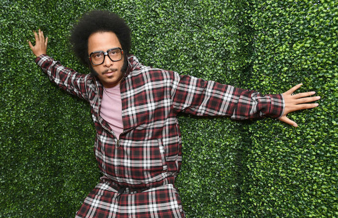 'Sorry to Bother You' director Boots Riley