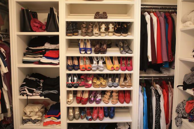 Closet in Toronto