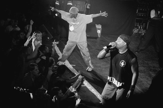 Public Enemy in Hamburg/Germany 2000