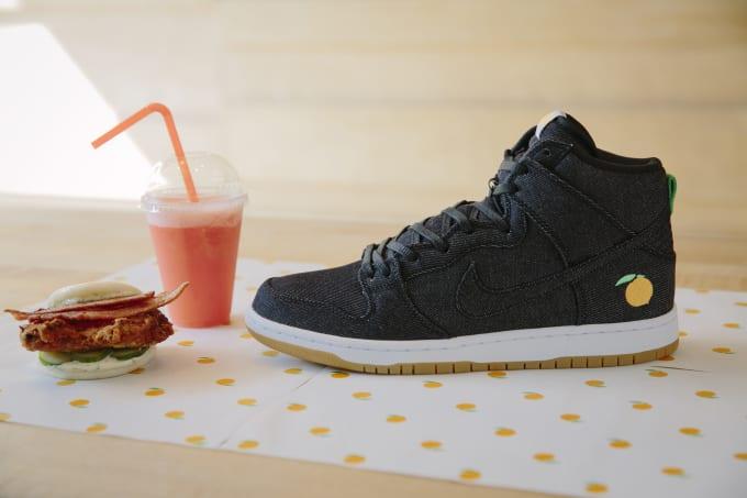"David Chang x Nike SB Dunk High Pro ""Momofuku"""